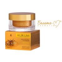 Hydratačný krém AURUM na tvár s 24 karátovým zlatom (45g)