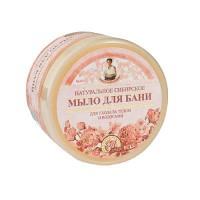 Sibírske Kvetové mydlo s 37 bylinami (500ml)