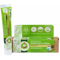 Organická zubná pasta - cédrová babička Agafia 75ml
