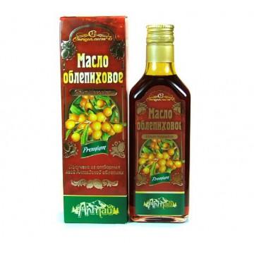 Rakytníkový olej - altajský 250ml
