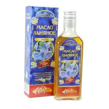 Ľanový olej - altajský 250ml