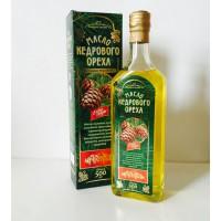 Cédrový olej - altajský 500ml