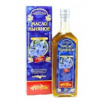 Ľanový olej - altajský 500ml