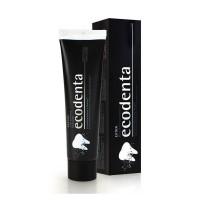 ECODENTA - Čierna bieliaca zubná pasta
