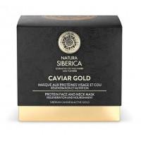 Caviar Gold - Proteínová maska na tvár a krk 50ml