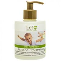 Detské krémové mydlo pre novorodencov od 0+