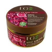 Natural & organic Omladzujúci telový krém 250ml