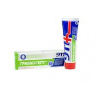Gribkosept - gél/balzam na plesňové infekcie