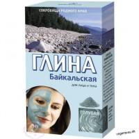 Modrý Bajkalský íl na pleť a telo - omladzujúci