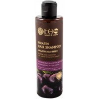 Keratínový šampón na vlasy - regenerácia a rast