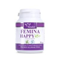 Prírodné kapsule Femina Happy 45+ 90 kapsúl